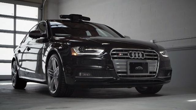 Стартап бросил вызов Google своей системой для самоуправления автомобиля