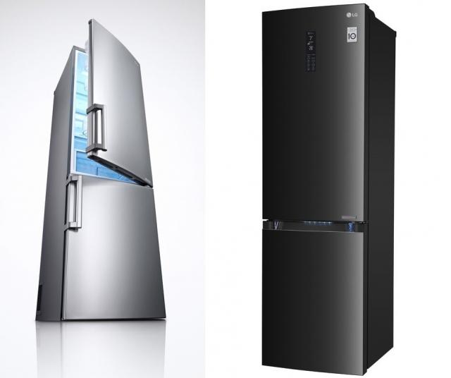 Энергоэффективные холодильники LG на CEE 2015