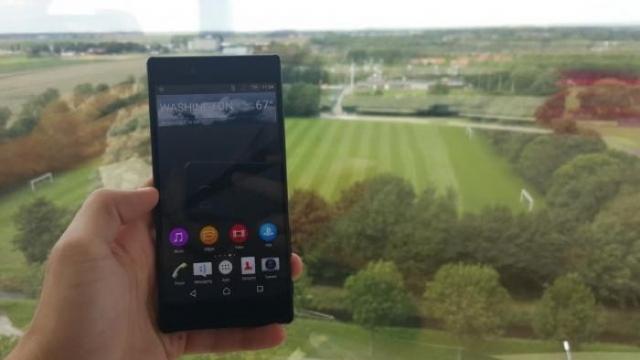 Sony Xperia Z5, Z5 Premium и Z5 Compact появились на новых фотографиях