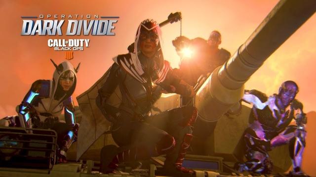 Власники Call of Duty: Black Ops 4 отримали безкоштовний доступ до нового сезону Dark Divide