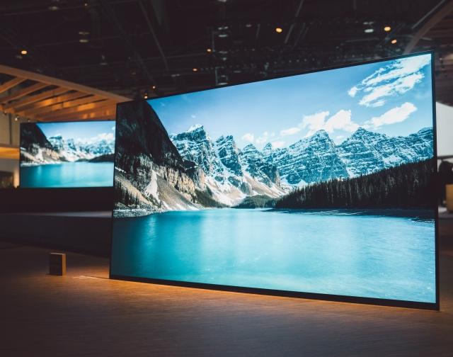 Телевизоры Sony BRAVIA OLED серии A1 и новая линейка 4K HDR-телевизоров