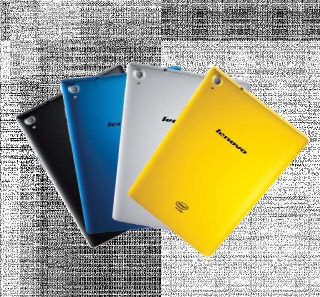 Android-планшет Lenovo TAB S8-50 с процессором Intel