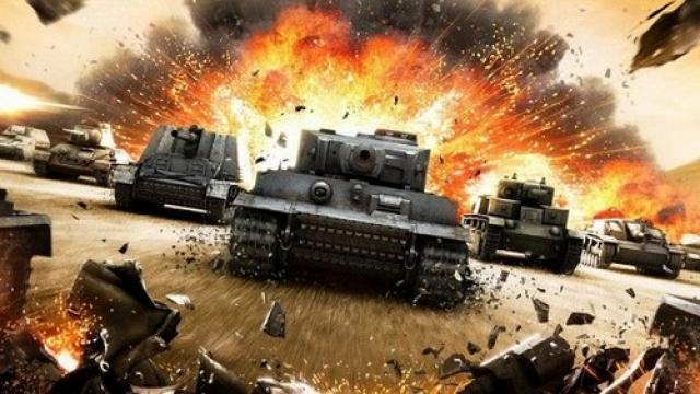 Две тысячи одесситов посетили турнир по World of Tanks