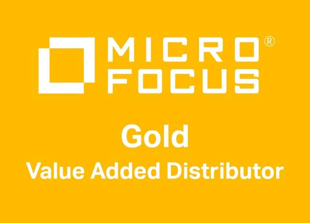 ERC отримала статус Micro Focus Gold Value Added Distributor