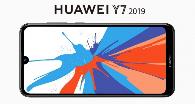 Новий смартфон Huawei Y7 2019: старт продажів в Україні