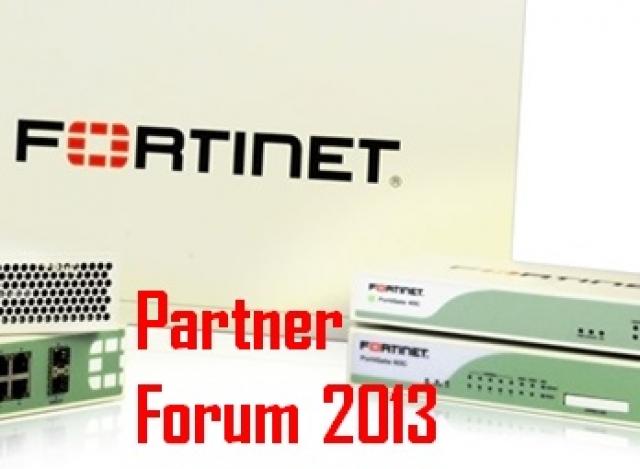Fortinet приглашает посетить демонстрационный стенд по сетевой безопасности на CEE 2013