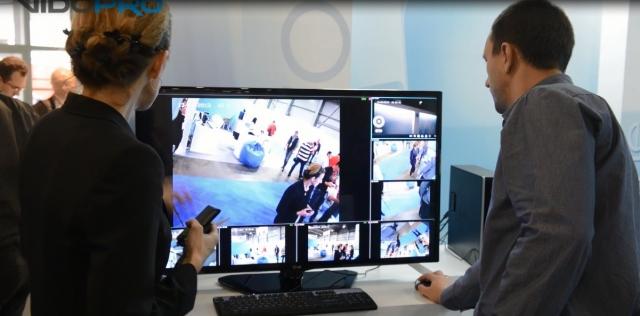 Milestone на выставке CEE 2013. Видео
