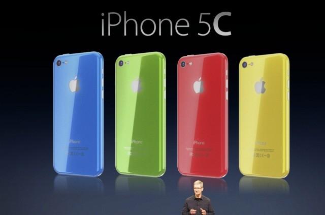 Дроп-тест iPhone 5C