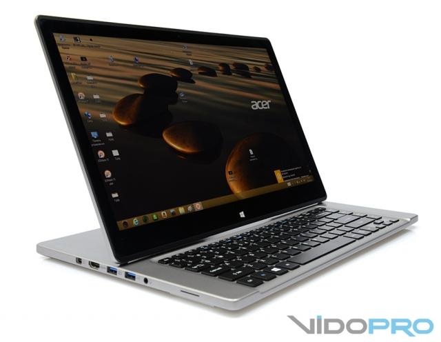 Acer Aspire R7: самый оригинальный ноутбук-трансформер