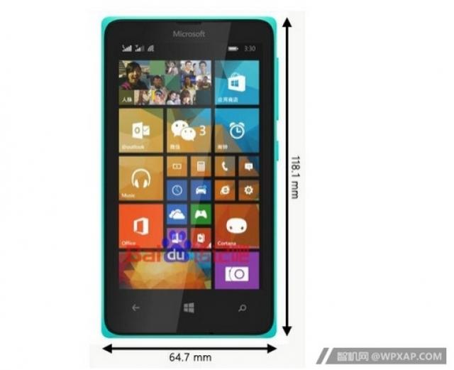 Microsoft представит еще один супербюджетный смартфон - Lumia 435