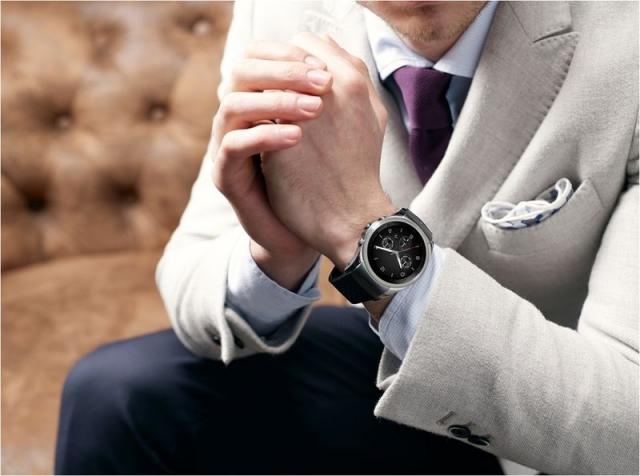 Часы LG Watch Urbane LTE