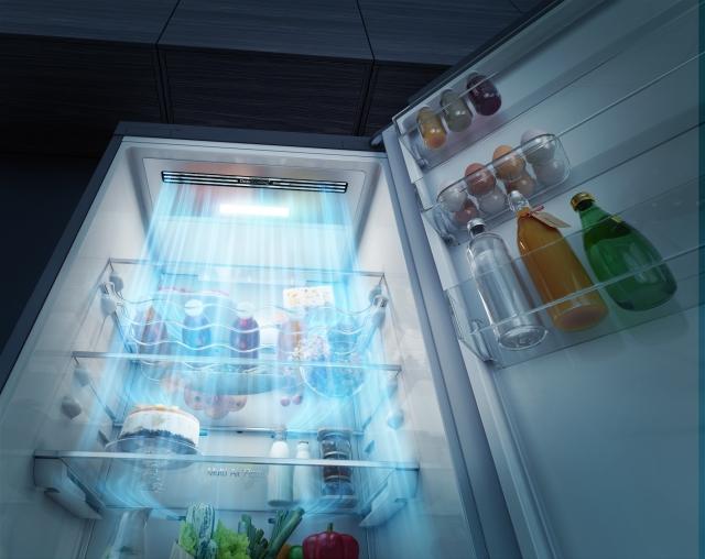 Нова лінія холодильників LG з технологією Door Cooling+