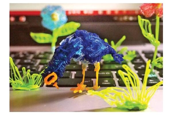 3D-ручки XYZprinting
