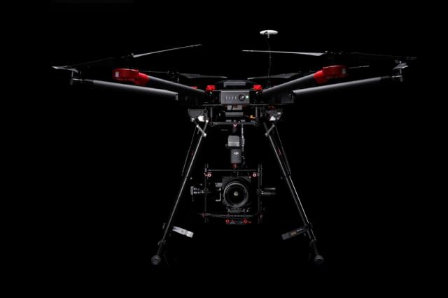 DJI и Hasselblad представили первую совместную платформу для профессиональной аэрофотосъемки