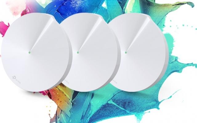 В Україні стартували продажі Mesh Wi-Fi системи TP-Link Deco M5
