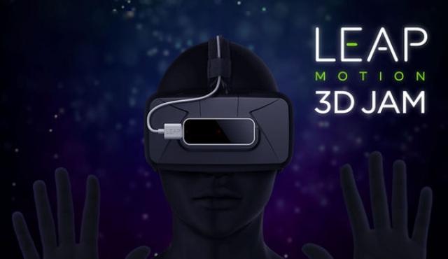 Leap Motion представила 3D Jam 2.0