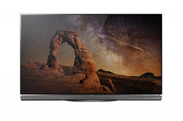 Новые модели телевизоров LG OLED с поддержкой 4K HDR
