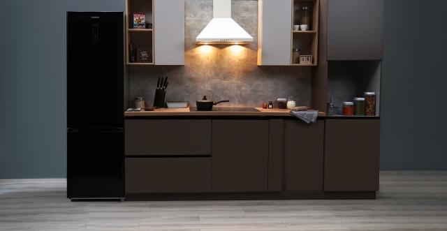 Холодильники зі скляним фасадом ARDESTO DNF-M326GL200