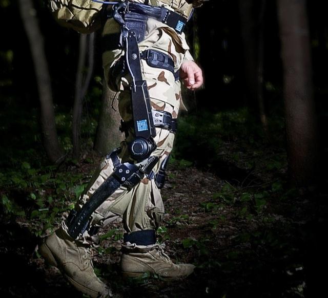 Американські вчені відкривають нові можливості для екзоскелетів