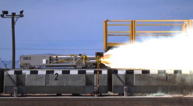 Американським ВПС вдалося встановити новий рекорд швидкості магнітопланів
