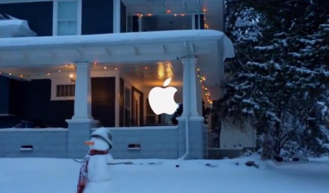 Apple получила Emmy за легендарный видеоролик 2013 года
