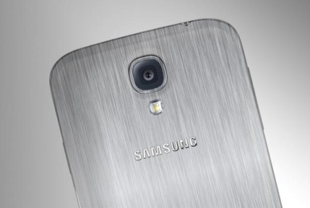Galaxy Alpha: первый взгляд на металлический смартфон от Samsung