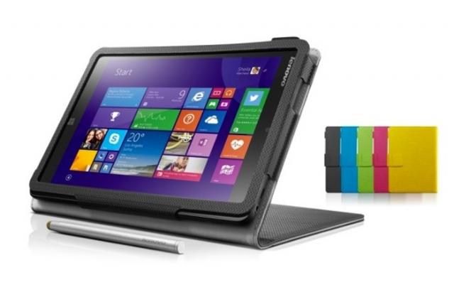 Lenovo представила Windows-планшет Miix 3