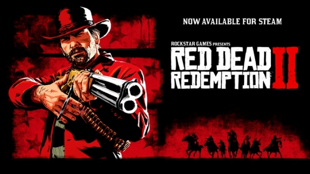 Red Dead Redemption 2 вийшла на Steam