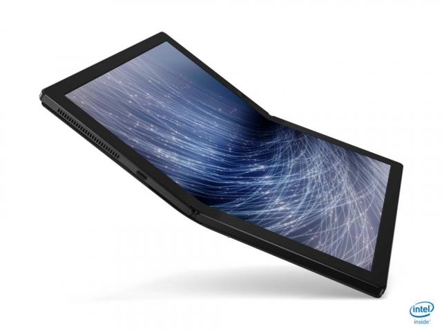 Нова ера портативних комп'ютерів: перший ПК із гнучким екраном Lenovo ThinkPad X1 Fold