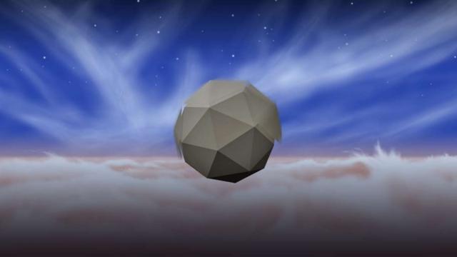 Зонды WINDBOT, созданные для изучения газовых гигантов и питающиеся от турбулентности