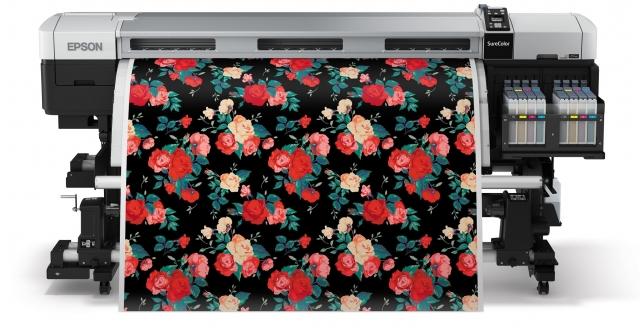 Сублимационный принтер Epson SureColor SC-F9200