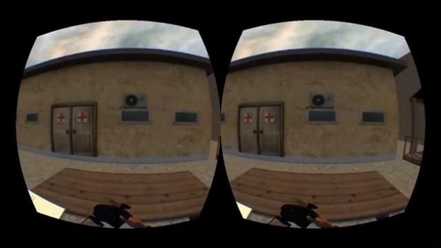 Игра для Oculus Rift учит журналистов выживанию в горячих точках
