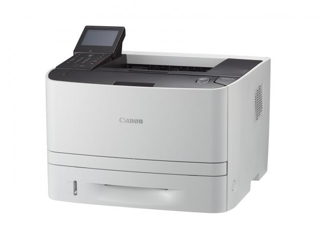 Новые монохромные и цветные принтеры Canon