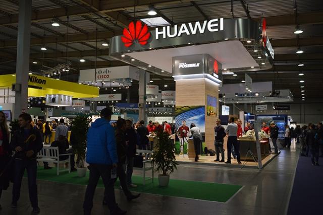CEE 2016: новинки бренду Huawei