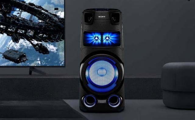 Створіть незабутню атмосферу свята разом з акустичними системами Sony