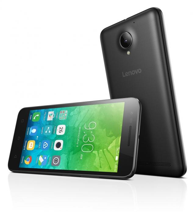 Смартфон Lenovo C2 уже в Украине