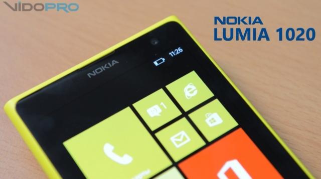 Nokia Lumia 1020 – возможности 41 Мп камеры
