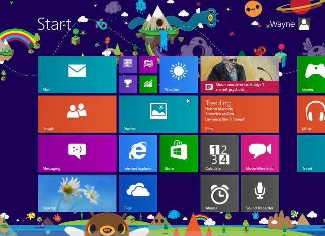 Microsoft опубликовала новый рекламный ролик Windows 8.1