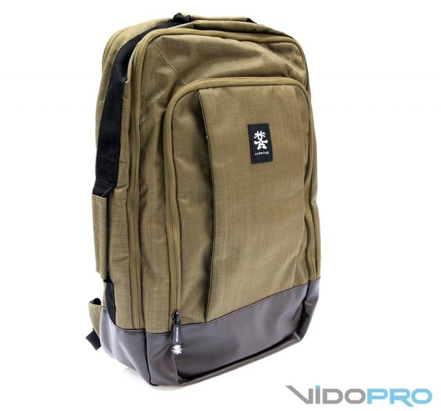Crumpler Private Surprise Backpack XL: рюкзак с сюрпризом!