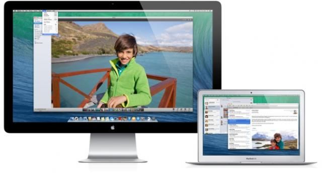 OS X Mavericks доступна для бесплатного скачивания