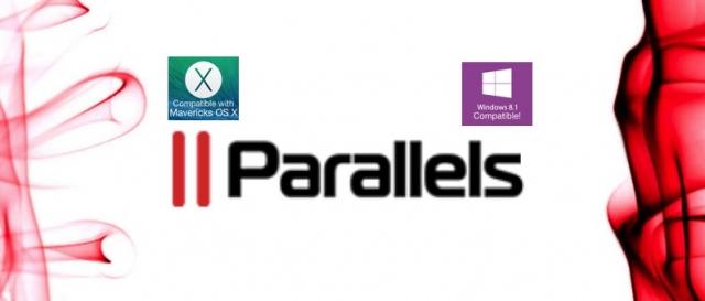 Parallels сообщила о проблеме совместимости Parallels Desktop c OS X Mavericks