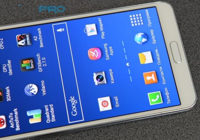 Samsung GALAXY Note 3: креативный выбор