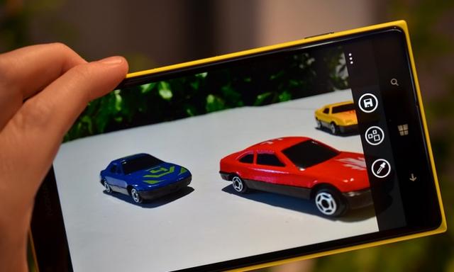 Nokia выпустила приложение Refocus для смартфонов Lumia с камерой PureView