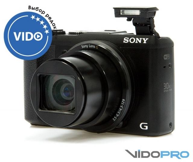 Sony Cyber-Shot DSC-HX50: большие возможности маленького фотоаппарата