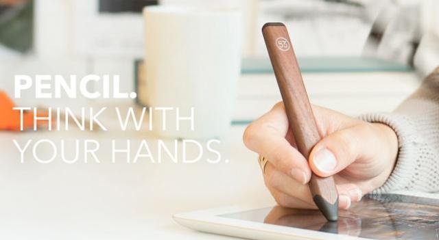 FiftyThree запускает Bluetooth-стилус в виде карандаша для развития вашего творческого потенциала
