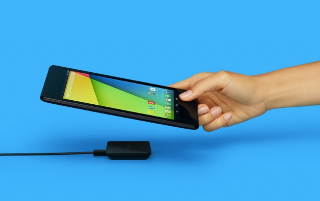 беспроводная зарядка для Nexus 5 и Nexus 7 доступна на Google Play