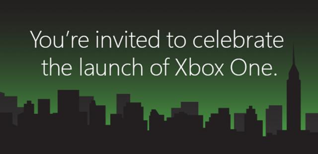 Пришло ваше приглашение: Xbox One для миллионов фанатов будет доступна с 22 ноября