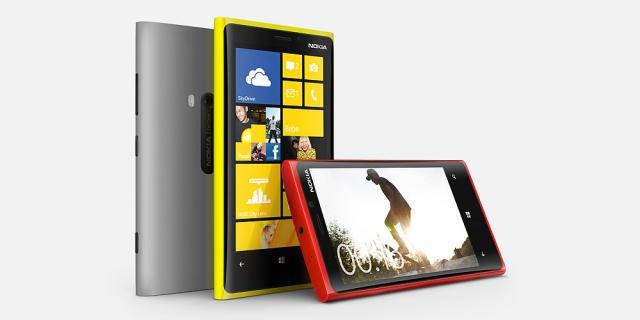 Nokia Lumia 520 - лидер продаж Windows Phone
