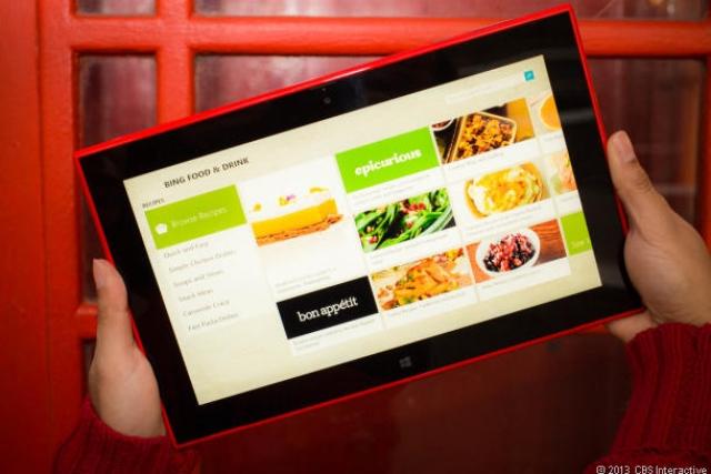 Nokia - новый конкурент iPad, или что особенного в Lumia 2520