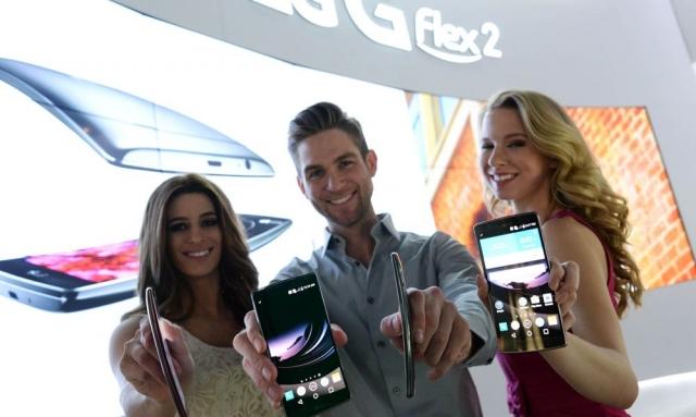 LG G Flex 2: известна дата старта продаж и стоимость